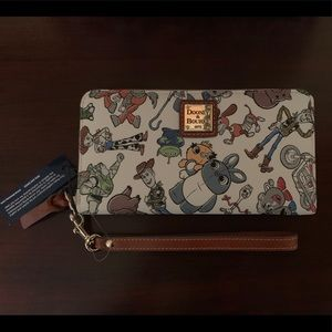 Disney Dooney and Burke Toy Story Wallet